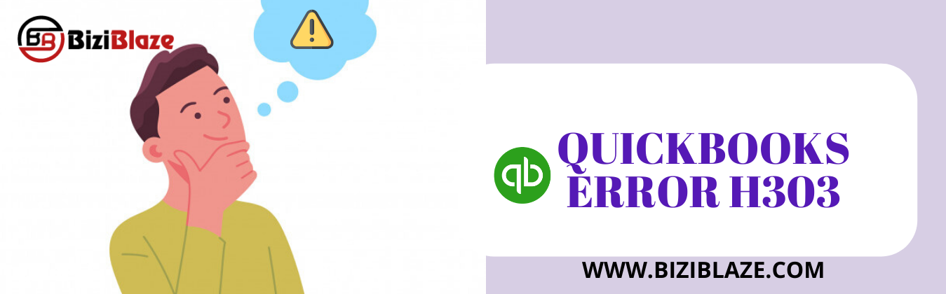 Quickbooks error h303