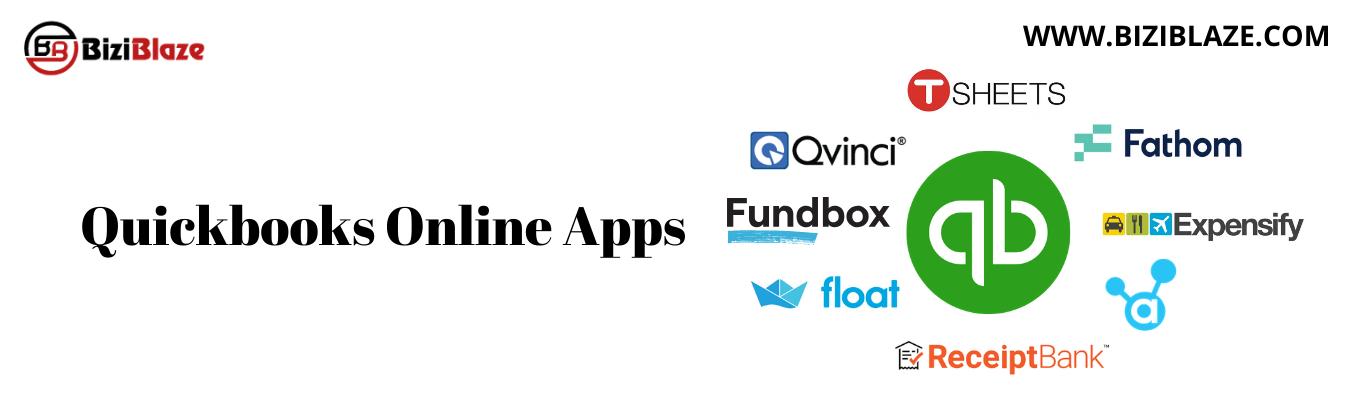 Quickbooks online apps